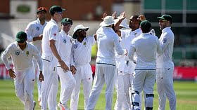 ENG v SA 2nd Test: SA 340 run win level the series with 1-1